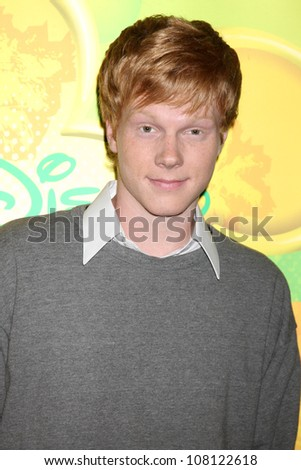 LOS ANGELES - MAY 14:  Adam Hicks at the Disney ABC Television Group May Press Junket 2011 at ABC Building on May 14, 2011 in Burbank, CA