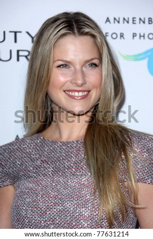 LOS ANGELES - MAY 19:  Ali Larter arriving at the Opening Night of the Beauty Culture Exhibit at The Annenberg Space For Photography on May 19, 2011 in Century City, CA