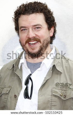 LOS ANGELES - MAY 22:  Danny McBride at the premiere of Kung Fu Panda 2 at the Grauman's Chinese Theater in Los Angeles, California on May 22, 2011.