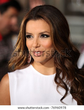 "LOS ANGELES - MAY 07:  Eva Longoria arrives to the ""Pirates of the Caribbean: On Stranger Tides"" World Premiere  on May 7, 2011 in Anaheim, CA"