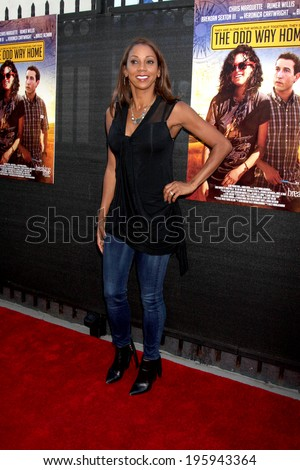LOS ANGELES - MAY 30:  Holly Robinson Peete at the \