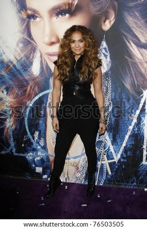jennifer lopez love album sales. MAY 3: Jennifer Lopez at