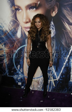 "LOS ANGELES - MAY 3: Jennifer Lopez at the Album Release Party for ""All You Need Is Love?"" in Los Angeles, California on May 3, 2011."
