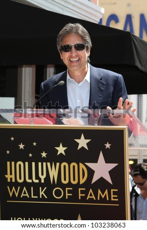 LOS ANGELES - MAY 22: Ray Romano at a ceremony honoring Patricia Heaton with a Star on The Hollywood Walk of Fame on May 22, 2012 in Los Angeles, California