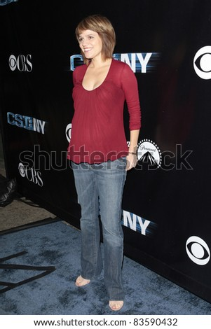is anna belknap pregnant stock photo : LOS ANGELES - NOV 1: Anna Belknap ...