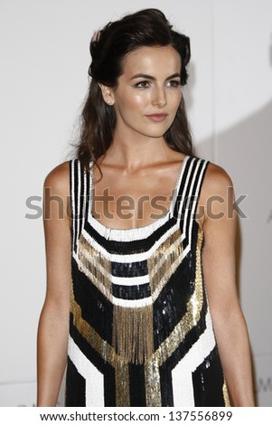 LOS ANGELES - NOV 5: Camilla Belle at the LACMA Art + Film Gala on November 5, 2011 in Los Angeles, California