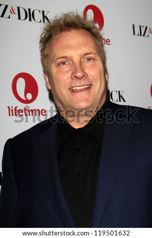 LOS ANGELES - NOV 20:  David Hunt arrives to the private dinner for the premiere of Lifetime's 'Liz & Dick'  at Beverly Hills Hotel on November 20, 2012 in Beverly Hills, CA