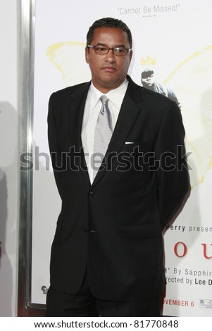 LOS ANGELES - NOV 1: Herb Wilson at the screening of \'Precious: Based On The Novel \'PUSH\' By Sapphire\' during AFI FEST 2009 held at the Grauman\'s Chinese Theatre in Los Angeles, CA on November 1, 2009