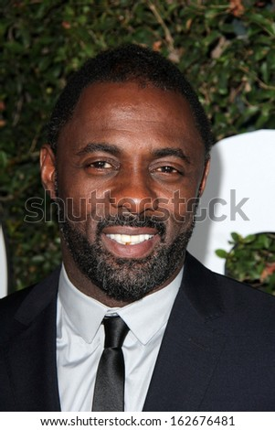 "LOS ANGELES - NOV 11:  Idris Elba at the  ""Mandela: Long Walk To Freedom"" Los Angeles Premiere at ArcLight Hollywood Theaters on November 11, 2013 in Los Angeles, CA"