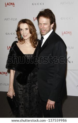 LOS ANGELES - NOV 5: Jerry Bruckheimer  at the LACMA Art + Film Gala on November 5, 2011 in Los Angeles, California