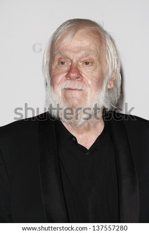 LOS ANGELES - NOV 5: John Baldessari at the LACMA Art + Film Gala on November 5, 2011 in Los Angeles, California