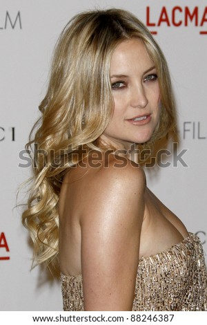 LOS ANGELES - NOV 5:  Kate Hudson arrives at the LACMA Art + Film Gala at LA County Museum of Art on November 5, 2011 in Los Angeles, CA