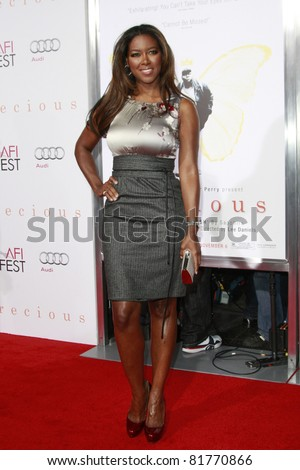 LOS ANGELES - NOV 1: Kenya Moore at the screening of \'Precious: Based On The Novel \'PUSH\' By Sapphire\' during AFI FEST 2009 held at the Grauman\'s Chinese Theatre in Los Angeles, CA on November 1, 2009
