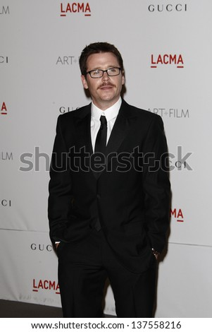 LOS ANGELES - NOV 5: Kevin Connolly at the LACMA Art + Film Gala on November 5, 2011 in Los Angeles, California