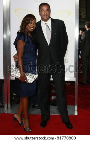 LOS ANGELES - NOV 1: Star Jones, Herb Wilson at the screening of \'Precious: Based On The Novel \'PUSH\' By Sapphire\' during AFI FEST 2009 in Los Angeles, California on November 1, 2009