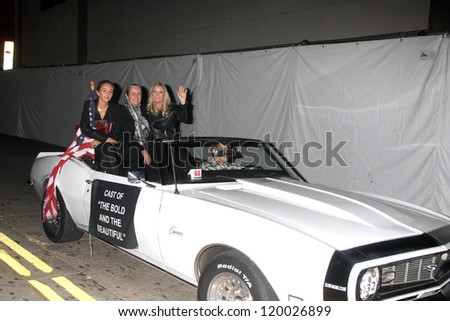 - stock-photo-los-angeles-nov-zoe-katrina-d-andrea-judy-lang-katherine-kelly-lang-arrives-at-the-120026899
