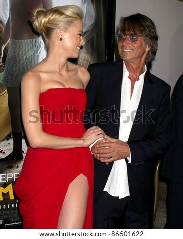 """LOS ANGELES - OCT 13:  Amber Heard, Bruce Robinson arriving at the World Premiere of """"The Rum Diary"""" at the LACMA on October 13, 2011 in Los Angeles, CA"""