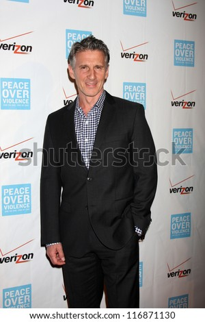 LOS ANGELES - OCT 26:  Christopher Stanley arrives at the 41st Annual Peace Over Violence Humanitarian Awards at Beverly Hills Hotel on October 26, 2012 in Beverly Hills, CA