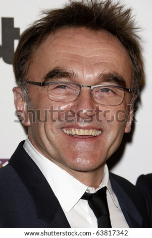LOS ANGELES - OCT 25:  Danny Boyle arrives at the 14th Annual Hollywood Awards Gala at Beverly Hilton Hotel on October 25, 2010 in Beverly Hills, CA