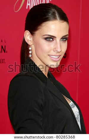LOS ANGELES - OCT 11: Jessica Lowndes at Hollywood Life's 6th Annual Hollywood Style Awards at the Armand Hammer Museum in Los Angeles, California on October 11, 2009