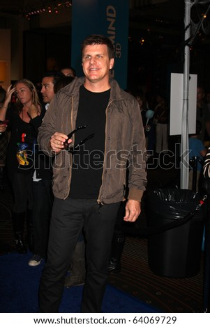 """LOS ANGELES - OCT 30:  Michael Lewis  arrives at the """"Megamind"""" LA Premiere & Halloween Extravaganza at Mann's Chinese Theater on October 30, 2010 in Los Angeles, CA"""