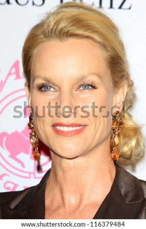 LOS ANGELES - OCT 20:  Nicollette Sheridan arrives at  the 26th Carousel Of Hope Ball at Beverly Hilton Hotel on October 20, 2012 in Beverly Hills, CA
