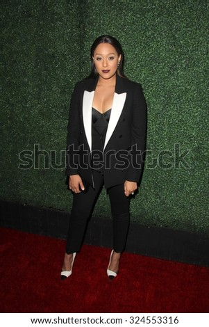 LOS ANGELES - OCT 5:  Tia Mowry at the \