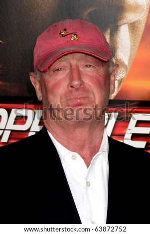 "LOS ANGELES - OCT 26:  Tony Scott arrives at the ""Unstoppable"" Premiere at Regency Village Theater on October 26, 2010 in Westwood, CA"