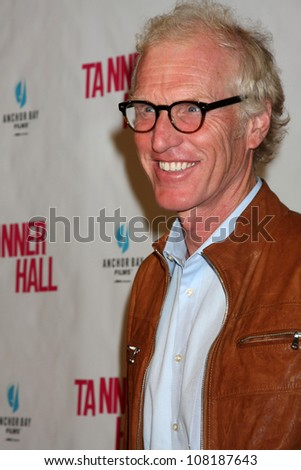 """LOS ANGELES - SEP 6:  Brad Hall arriving at the """"Tanner Hall"""" Screening at the Vista Theater on September 6, 2011 in Los Angeles, CA"""