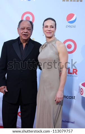 LOS ANGELES - SEP 16:  Cheech Marin arrives at the 2012 ALMA Awards at Pasadena Civic Auditorium on September 16, 2012 in Pasadena, CA