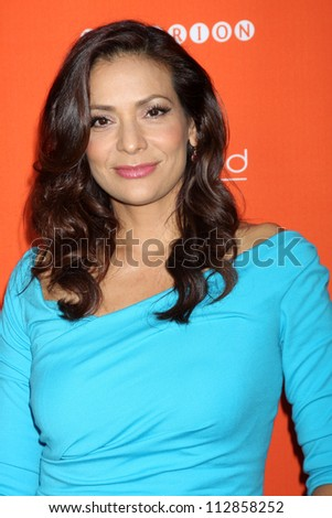 "LOS ANGELES - SEP 13:  Constance Marie arrives at the """"Switched at Birth"" Fall Premiere & Book Launch Party at The Redbury Hotel on September 13, 2012 in Los Angeles, CA"