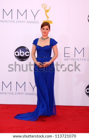 LOS ANGELES - SEP 23:  Jane Levy arrives at the 2012 Emmy Awards at Nokia Theater on September 23, 2012 in Los Angeles, CA
