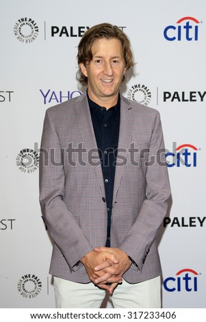 52c670383b LOS ANGELES - SEP 12  Mike Sikowitz at the PaleyFest 2015 Fall TV Preview -