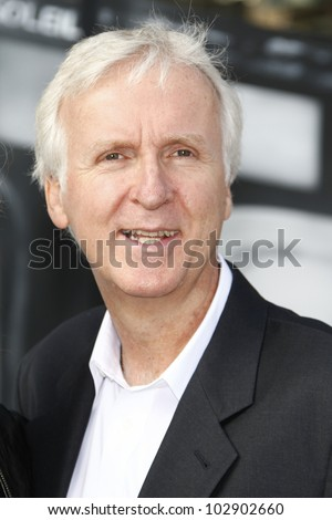 LOS ANGELES - SEPT 25: James Cameron at the IRIS, A Journey Through the World of Cinema by Cirque du Soleil premiere at the Kodak Theater on September 25, 2011  in Los Angeles, California