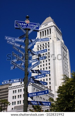 Los Angeles Sister Cities