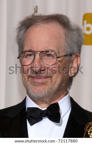 LOS ANGELES -  27:  Steven Spielberg in the Press Room at the 83rd Academy Awards at Kodak Theater, Hollywood & Highland on February 27, 2011 in Los Angeles, CA