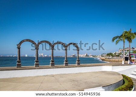 Shutterstock Los Arcos - Puerto Vallarta, Jalisco, Mexico