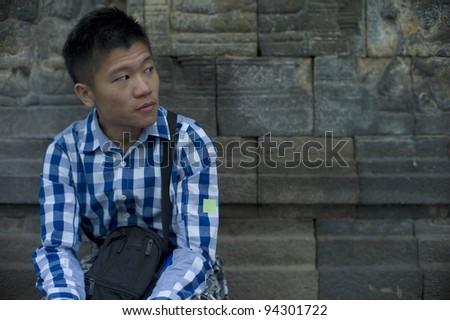 Lost in Borobudur