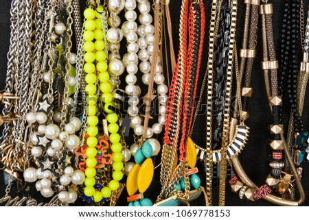 Lot of colored beads from different minerals,necklace  #1069778153