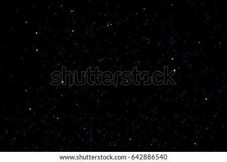 Lot of star field #642886540