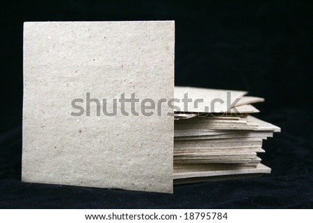 lots of paper