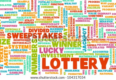 Stock options lottery