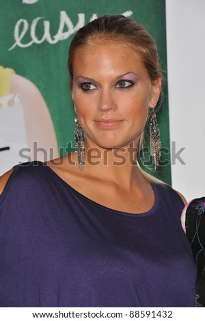 "Lotti Bluemner at the premiere of ""Easy A"" at Grauman's Chinese Theatre, Hollywood. September 13, 2010  Los Angeles, CA Picture: Paul Smith / Featureflash"