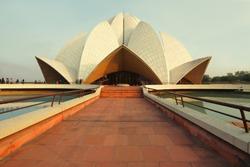 Lotus Temple, New Delhi, India