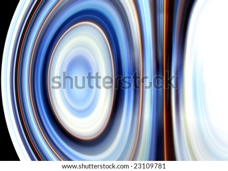 Loudspeaker Abstract Background