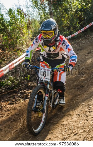 2nd Stage of the Taca de Portugal Downhill Vodafone