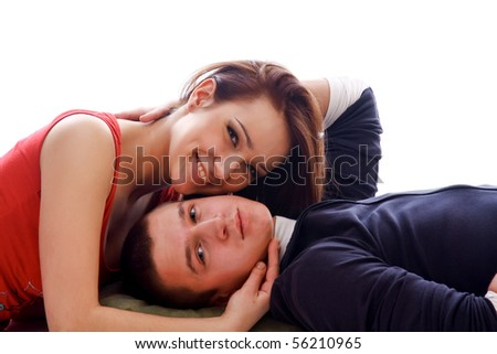 Love - stock photo
