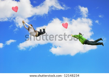 Love can make You fly