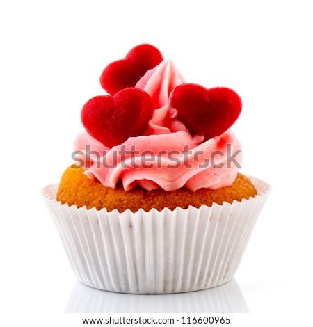 Cupcake, Heart Cake, Heart, Love | Image Finder