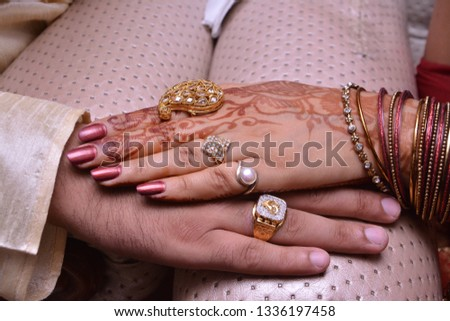 love hand together #1336197458